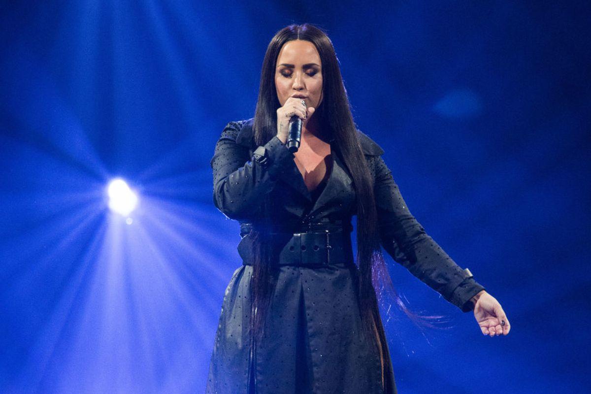 Demi Lovato Posts Heartwarming Letter Addressing Drug Overdose