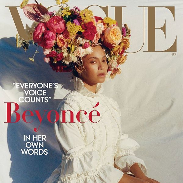 Beyoncé's 'Vogue' Cover Is Here!