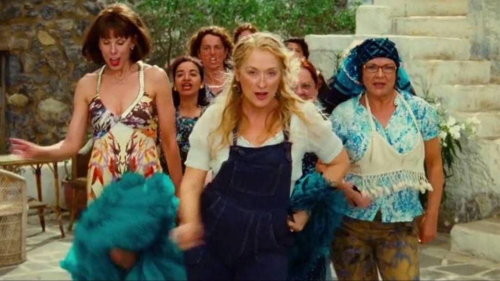 10 Instagram Captions From The 'Mamma Mia!' Movies That Will Make Your Followers Go 'Ah-Ha Honey Honey!'