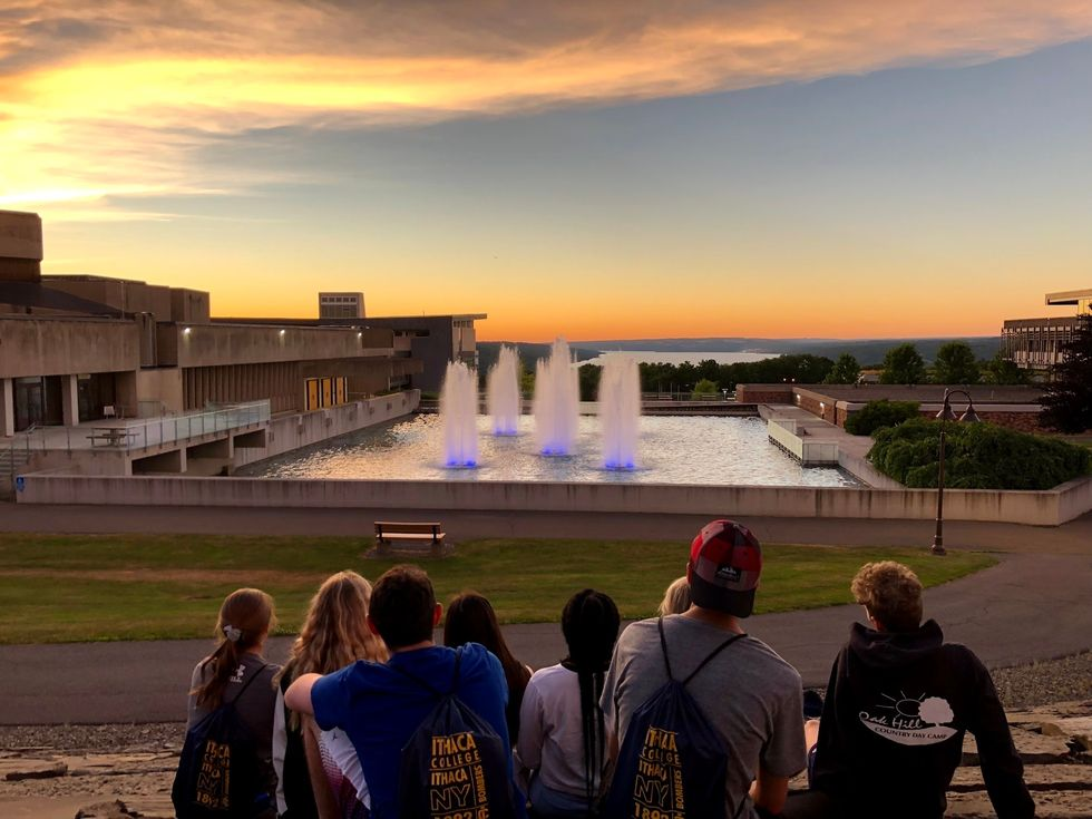 How Ithaca's Freshman Orientation helped me feel more at home