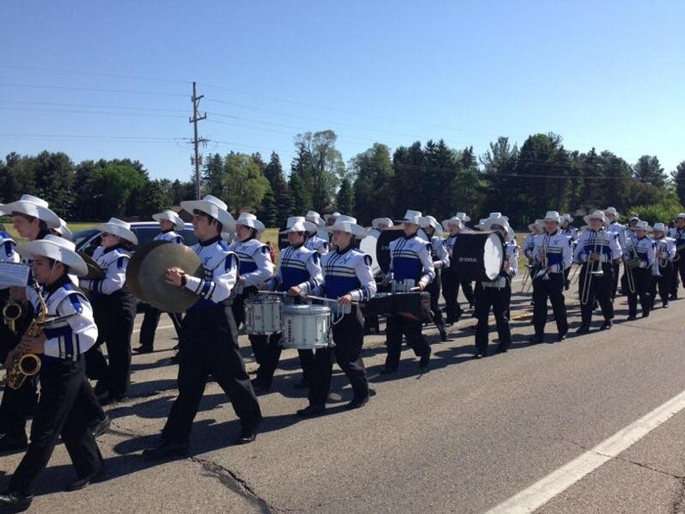 Things I Learned Returning To My High School Band Camp
