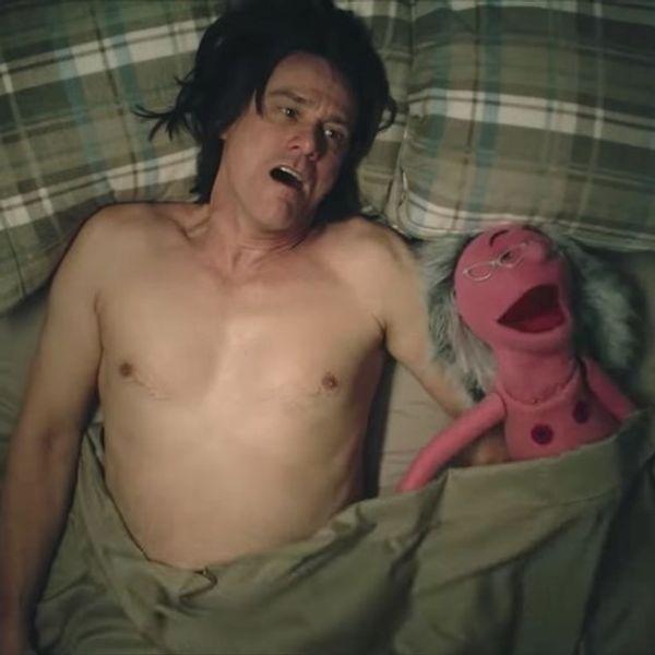 Watch the Trailer for Jim Carrey's Disturbing New Series