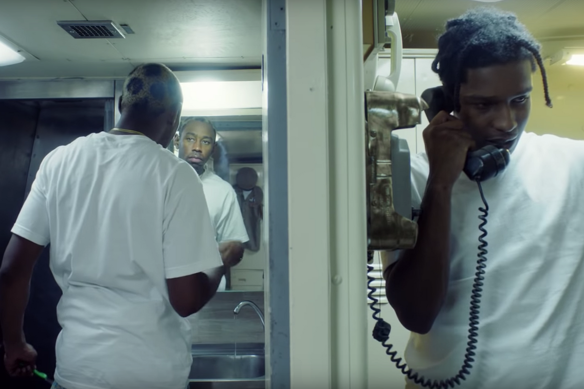 A$AP Rocky And Kali Uchis Are Tyler, the Creator's Video Vixens