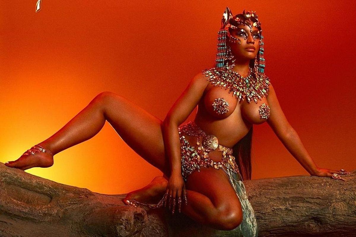 Nicki Minaj Launches 'Queen Radio'