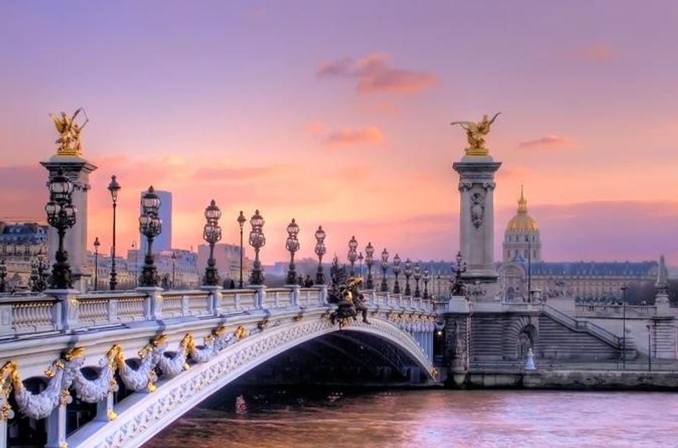 Paris, The City Of Love