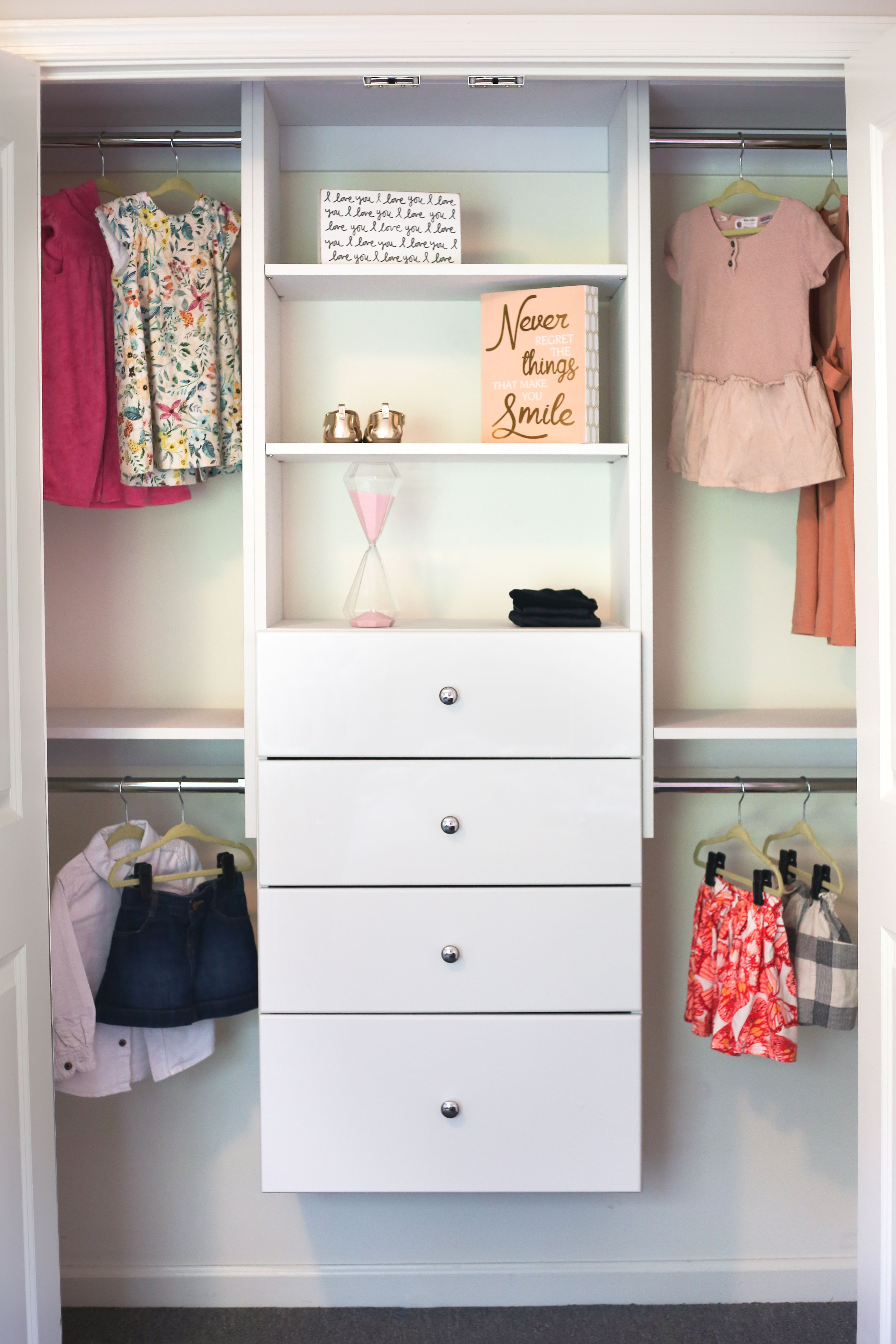 How To Organize Your Kid S Closet At Every Age From