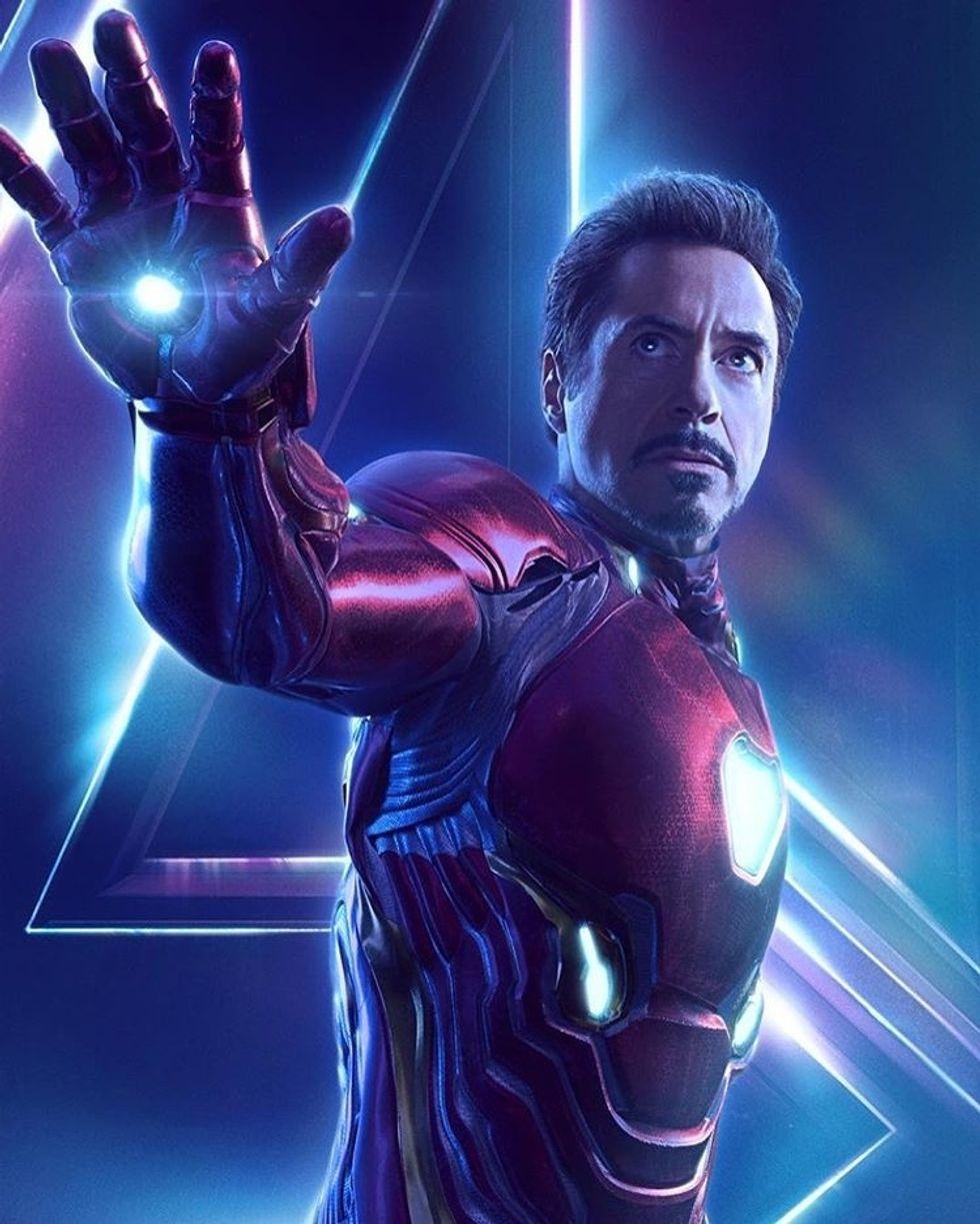5 Songs Tony Stark Has Definitely Blasted As Iron Man