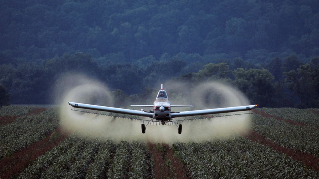 Court Rebukes EPA, Orders Ban on Pesticide That Harms Kids' Brains