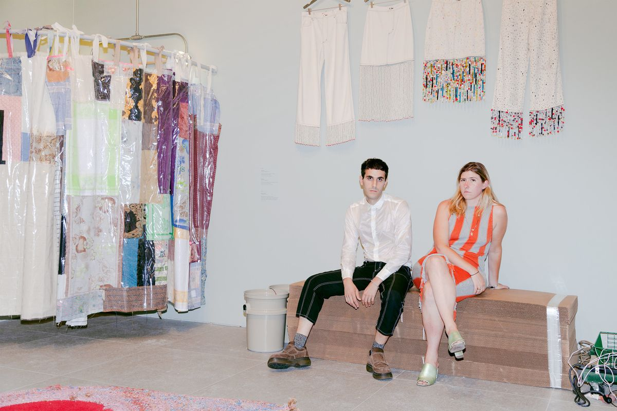 Eckhaus Latta Makes Shopping an Art
