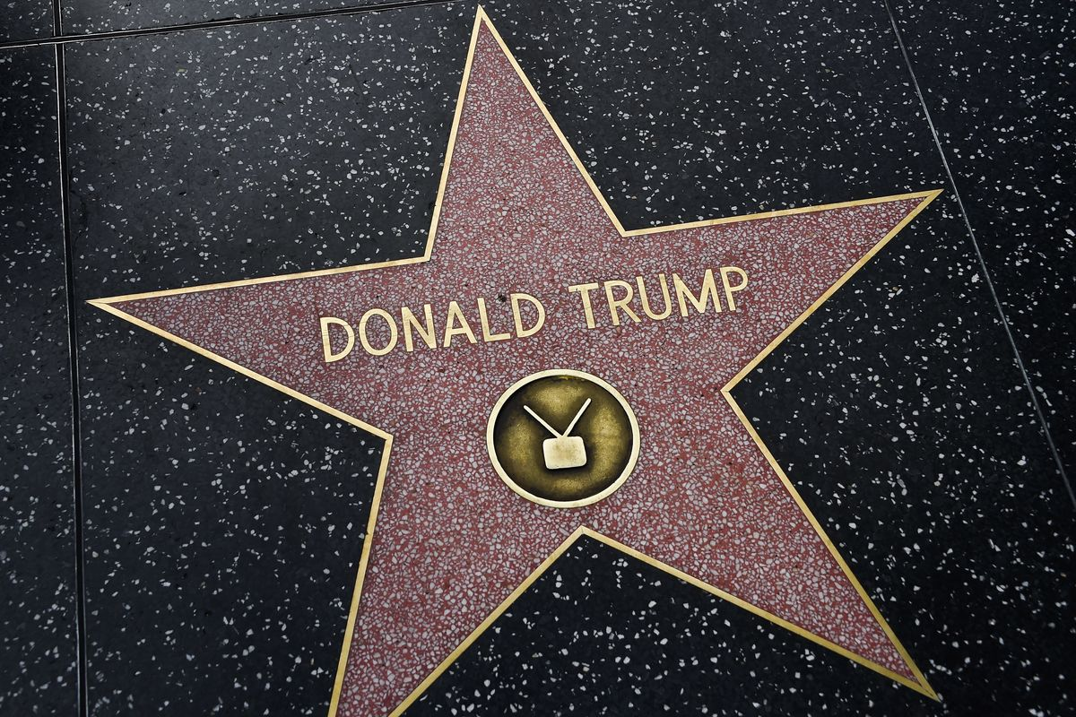 The Trump Star Saga Continues