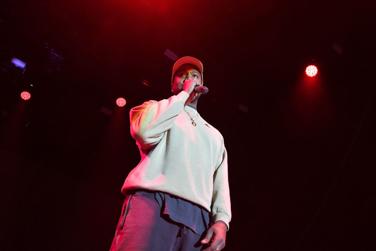 Kanye West Releases New Single, 'XTCY'