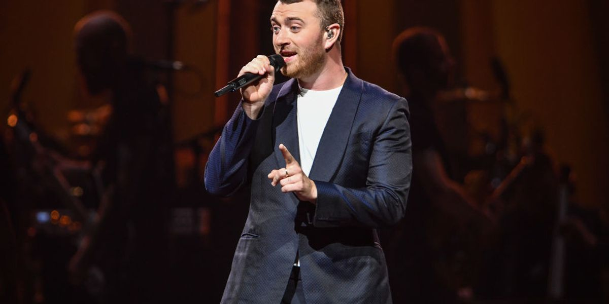 Hot Take: Sam Smith Doesn't Like Michael Jackson