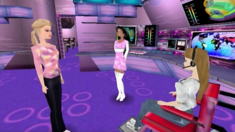 8 Barbie Video Games 20-Something Girls Forgot They Were Obsessed With Back In Middle School