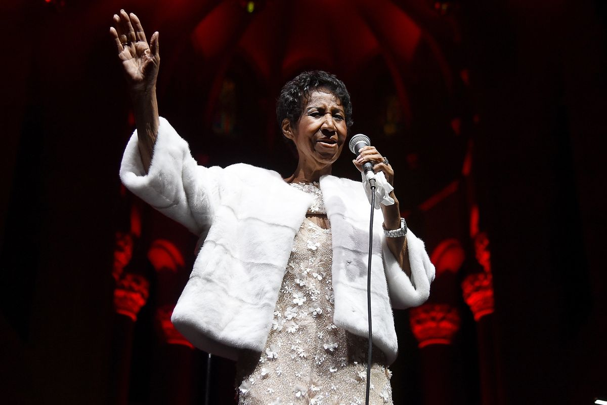 Aretha Franklin Reportedly 'Seriously Ill'