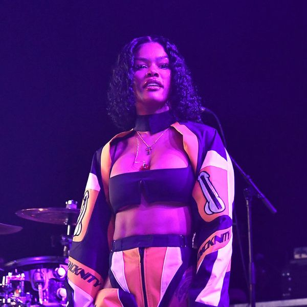 Teyana Taylor Lost Her Wig Onstage and Kept Performing