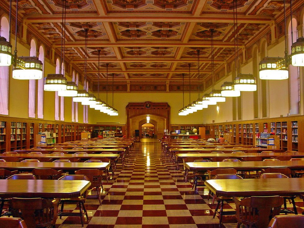 What Your Favorite USC Library Says About You