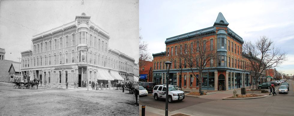 A History Of Fort Collins