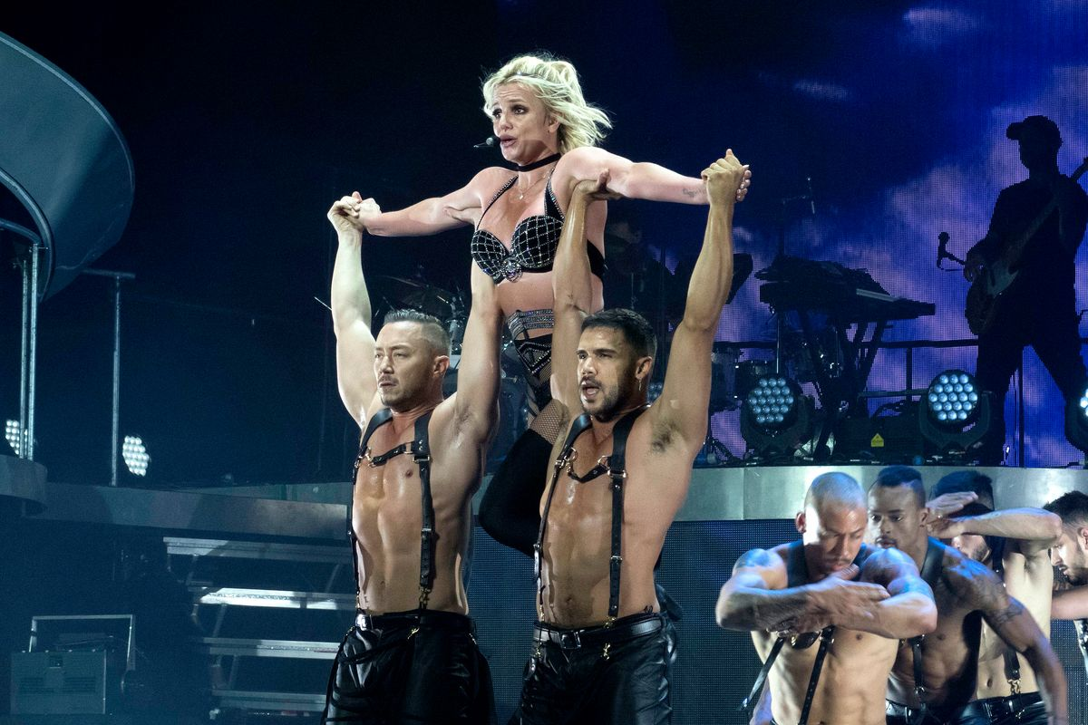 Britney Spears' New Life Coach Will Surprise You