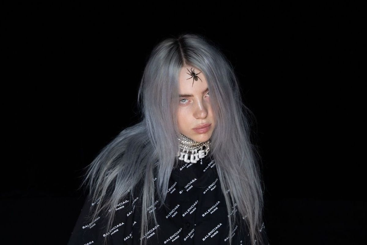 Billie Eilish Isn't Playing Games With You