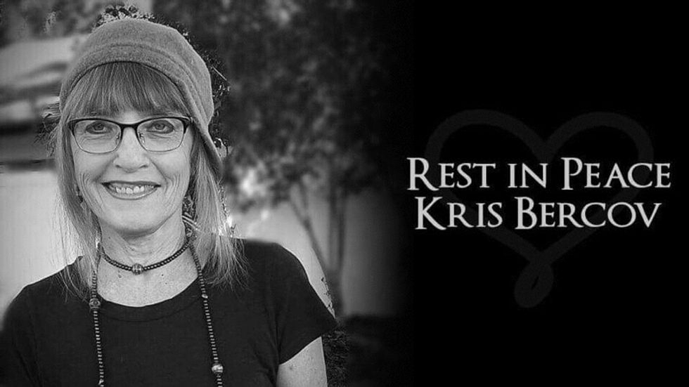 In Loving Memory Of Kris Bercov, The Woman Who Sparked My Love For Writing