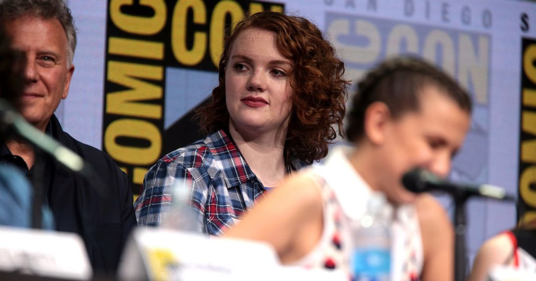 Flickr- Shannon Purser