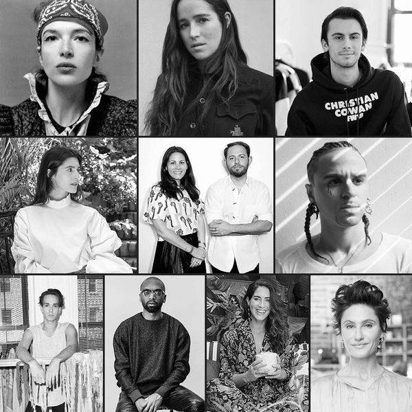 Vogue/CFDA Announces 10 Finalists for 2018 Fashion Fund