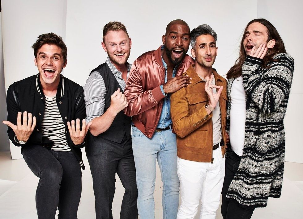 11 Times The Men Of 'Queer Eye' Were You're Spirit Animals
