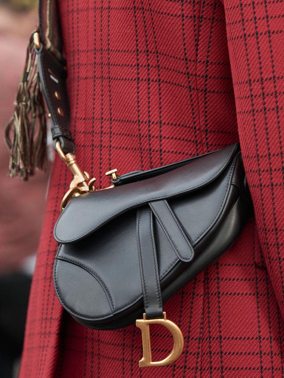 905532c82654 Dior s Iconic Saddle Bag Makes a Comeback - PAPER