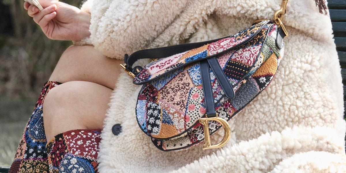 Dior's Iconic Saddle Bag Makes a Comeback