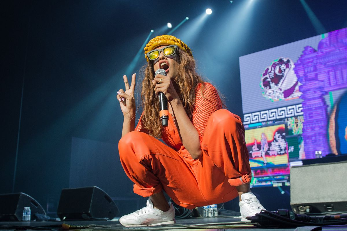 Watch the Galvanizing Trailer for M.I.A.'s Doc