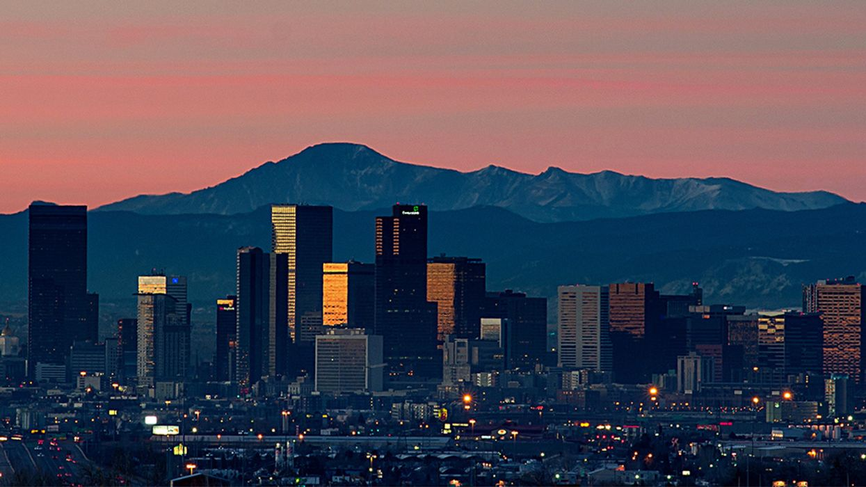 Denver to Go 100 Percent Renewable by 2030