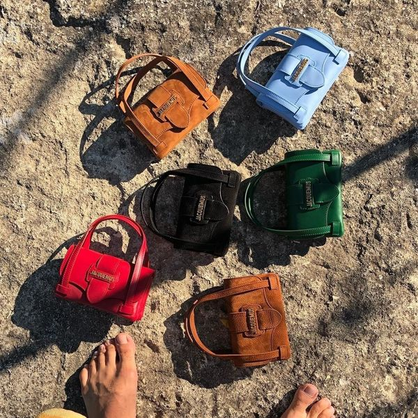 Jacquemus' Latest Mini Bag Will Leave You Breathless