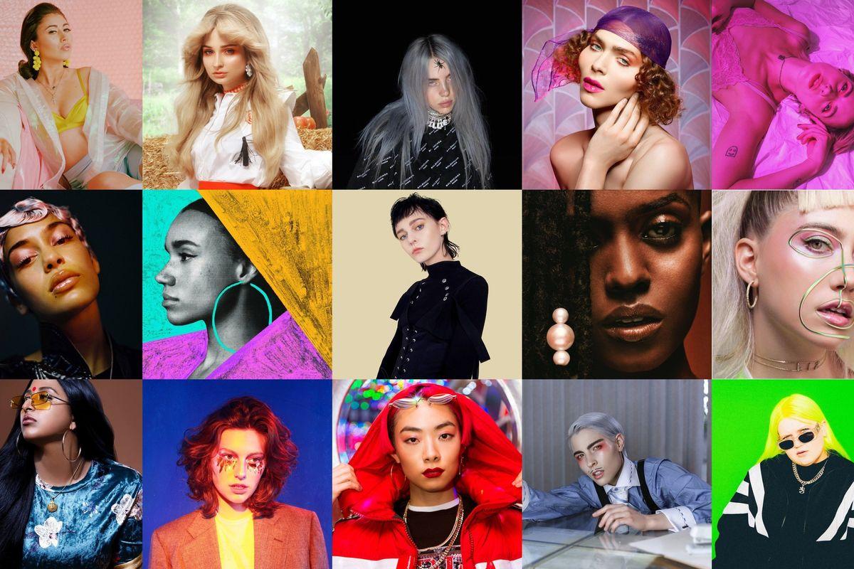 100 Women Revolutionizing Pop