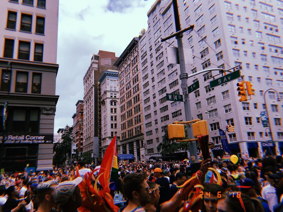 3 Things i learned at pride in NYC