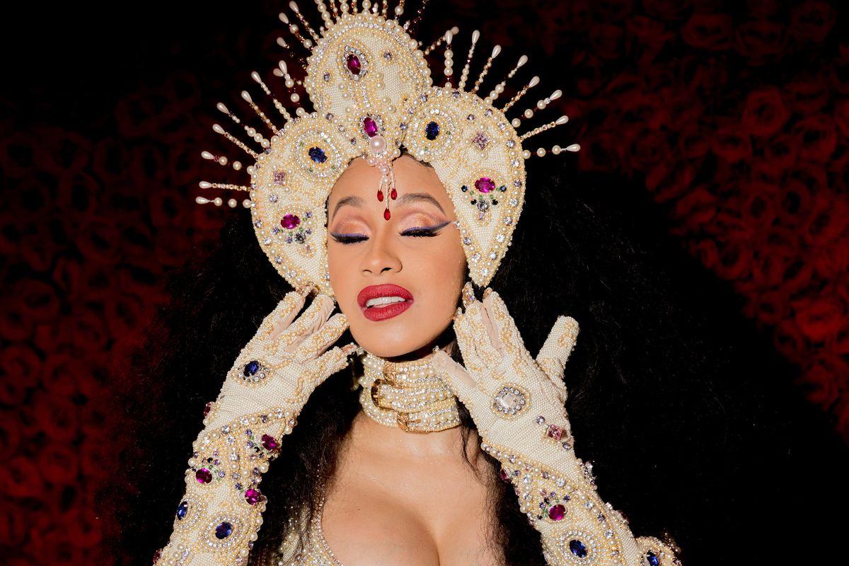 Cardi B's Best Beats Should Be Your Beauty Bible