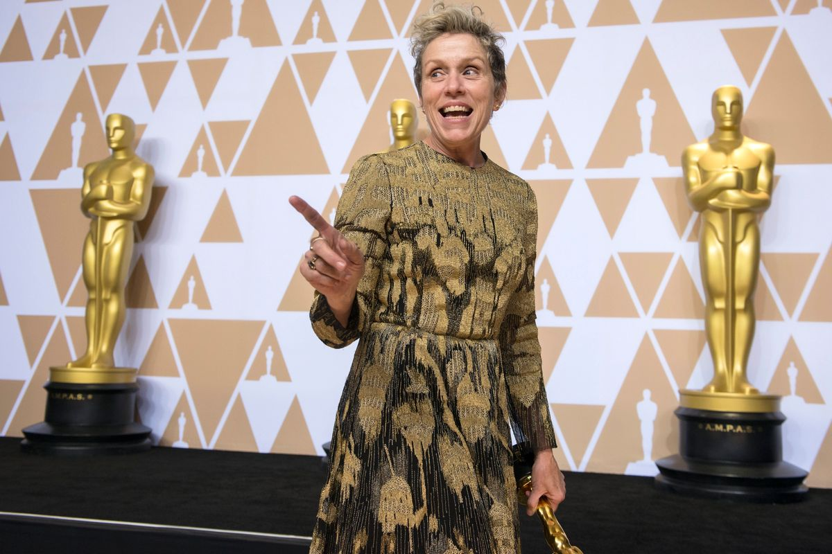 Francis McDormand to Voice God in 'Good Omens'
