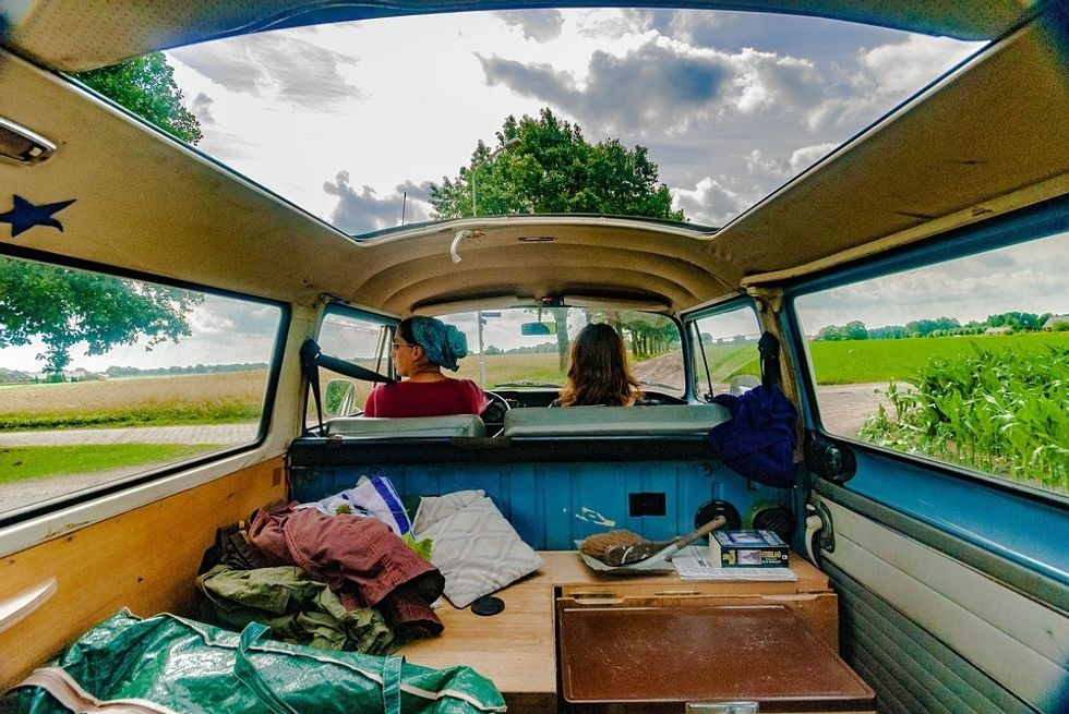 A Simple Way To Fulfill Your Wanderlust As A Busy (And Broke) College Student