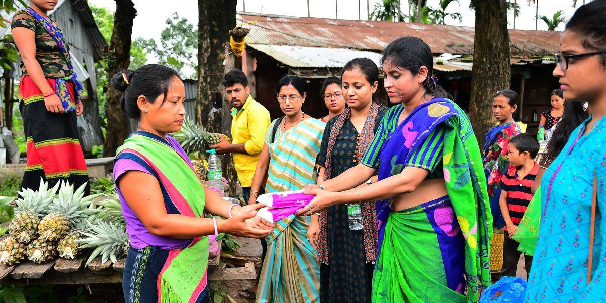 India Gets Rid of Sanitary Pad Tax