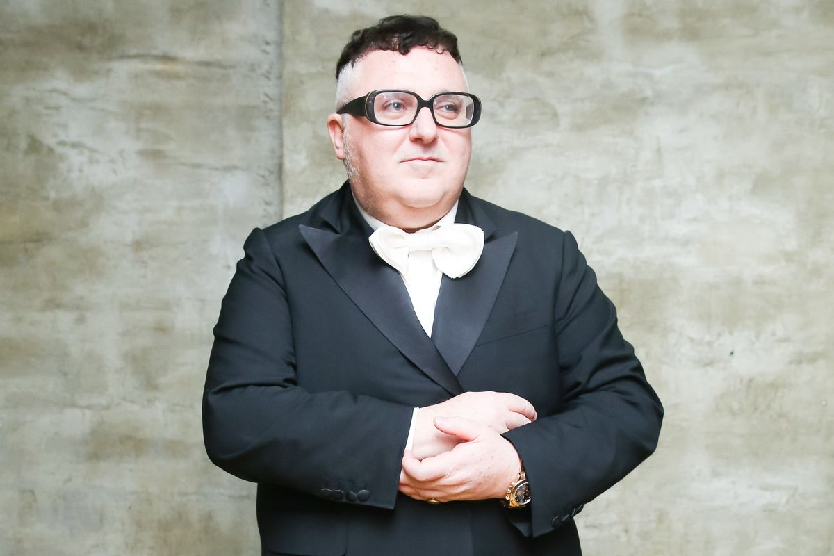 Alber Elbaz Is Back
