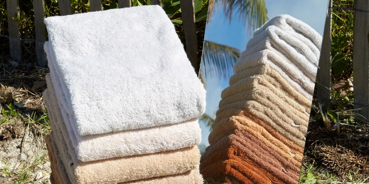 This LA-Based Brand Made Skin-Toned Beach Towels