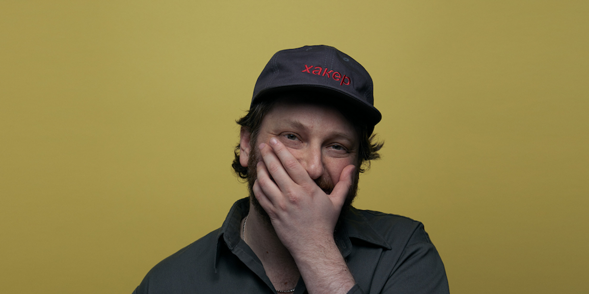 Oneohtrix Point Never Releases Dark New Visuals Off 'Age Of'