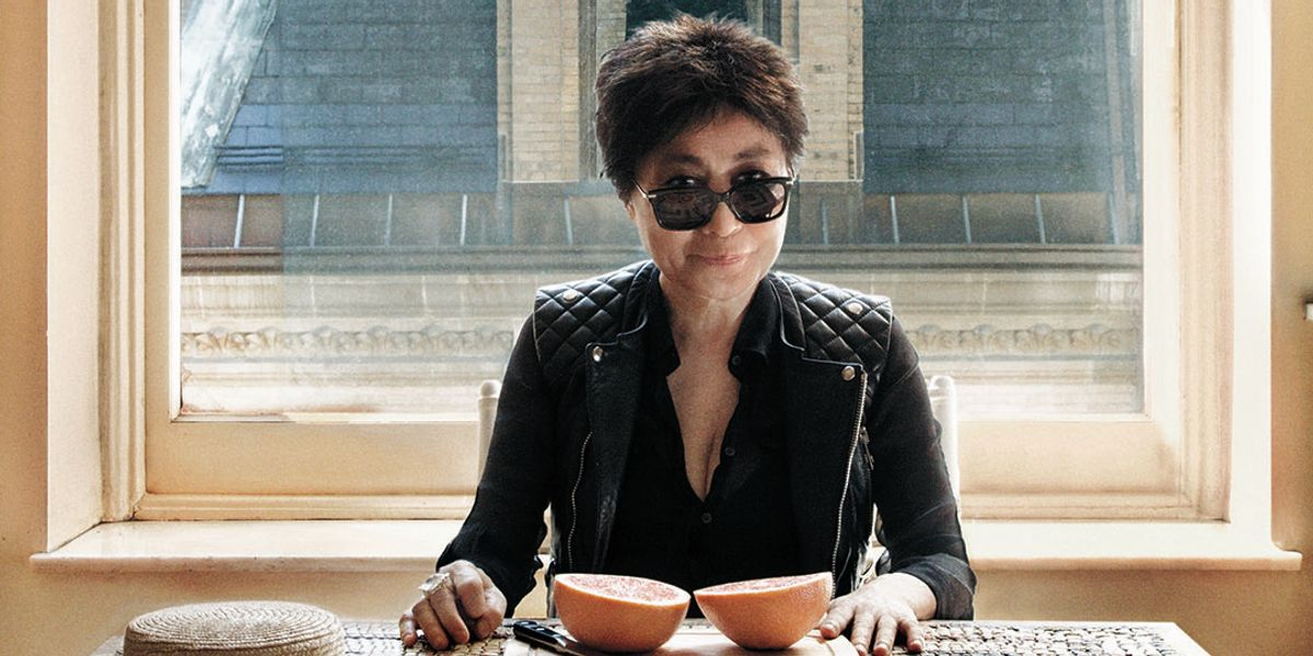 Yoko Ono Returns With New Album and Song