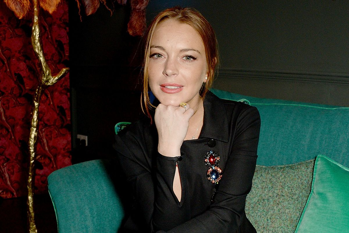 By God's Grace, Lindsay Lohan Will Be a Reality Star Once Again