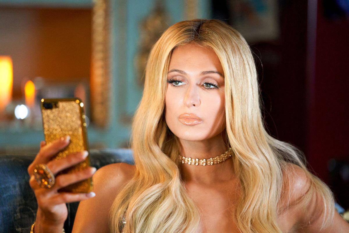 On Her New Show, Paris Hilton Goes Dark