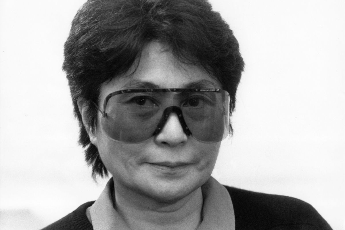 Yoko Ono on Survival, Anger and Occupying White Space