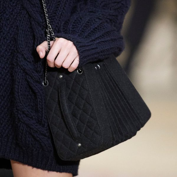 BRB Buying: This Chanel Crossbody Bag Disguised As an Accordion