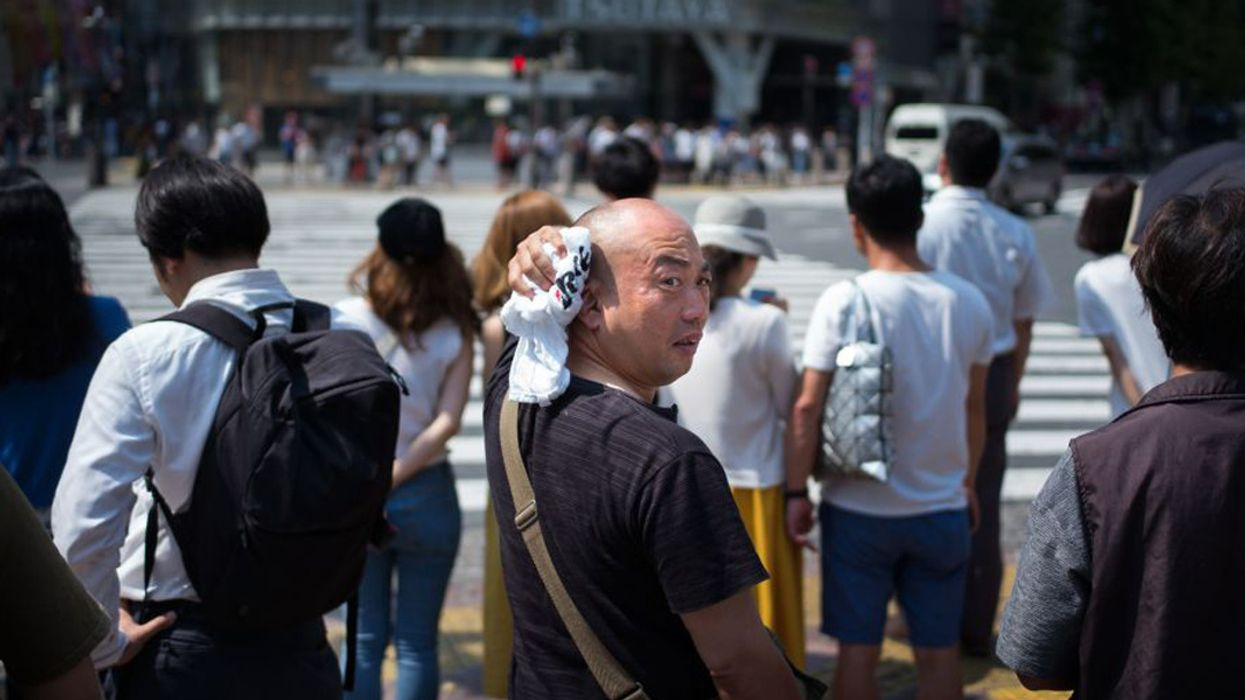 Japan's Record-Breaking Heatwave Declared Natural Disaster, 80 Dead