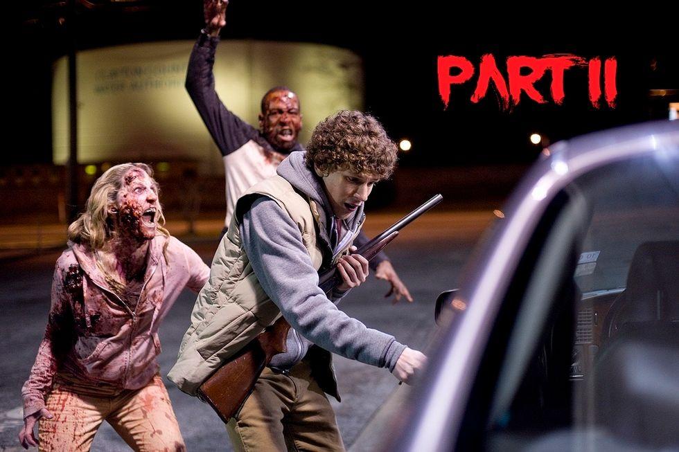 The Metaphors In 'Zombieland' [Part II]
