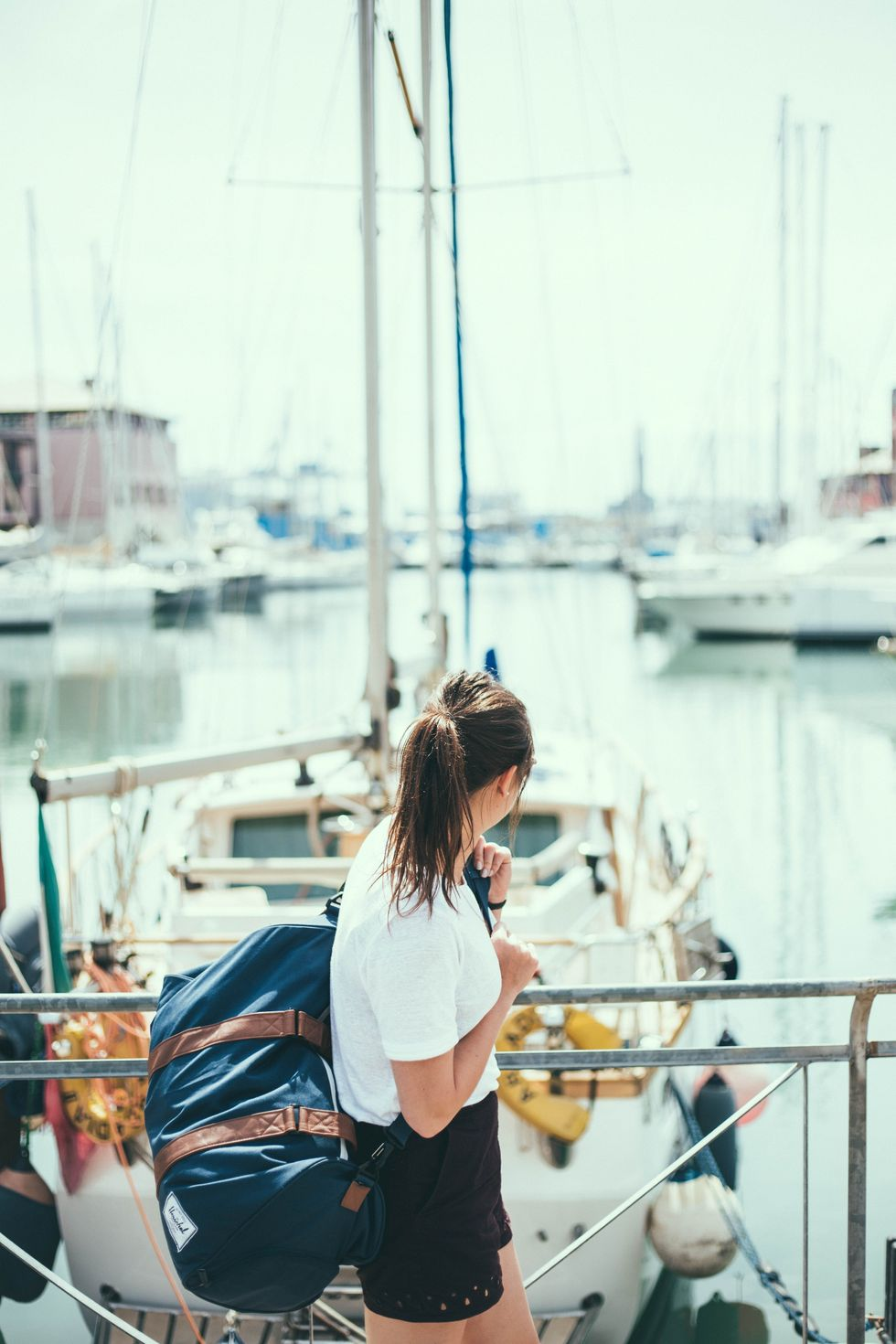 8 things you can't be afraid of if you work at a Marina