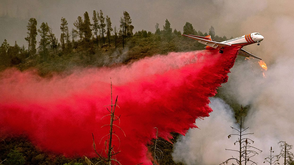 Wildfire Closes Yosemite Valley for First Time in More Than a Decade